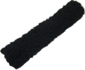 Working Dog Harness Strap Cover - Black
