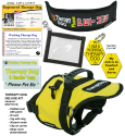 Deluxe Therapy Dog Vest Starter Kit