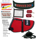 Premium Small Service Dog Starter Kit