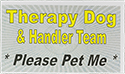 Package of 30 Therapy Dog Cards