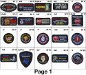 Badge or Patch Carrier
