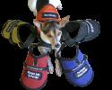 Tiny Dog Mesh Vest