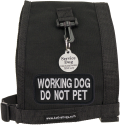 Service Dog Therapy Dog Cape Vest