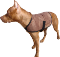 Reversible Blanket Coat for Dogs