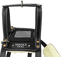 Heavy Duty Leather Mobility Harness