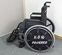 Wheelchair Spoke Guard Bag