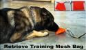 Retrieve Training Mesh Bait Bag
