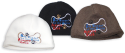 Embroidered Service Dog Fleece Hat