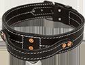 Leather Collar w/Handle