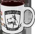 Personalized Dog Breed Mug