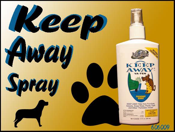 Keep Away Spray
