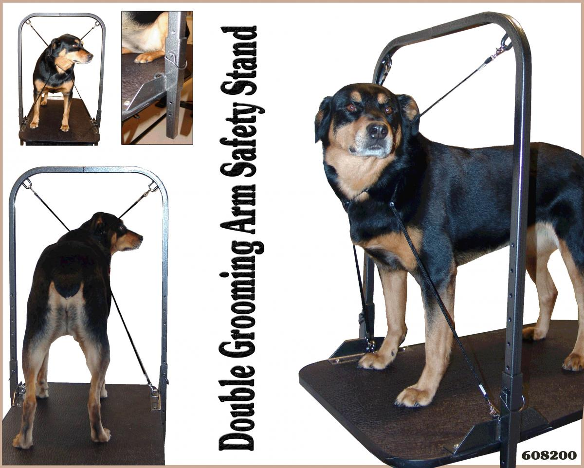 grooming safety stand