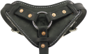 Padded Leather Dog Harness