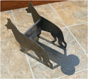 Dog Shaped Boot Scraper