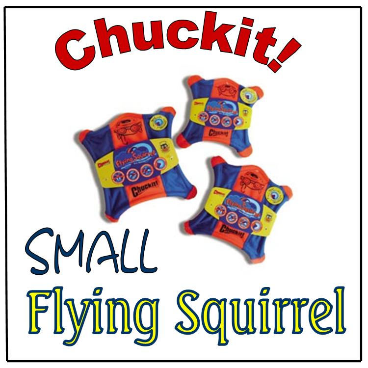 Chuckit Flying Squirrel-Small