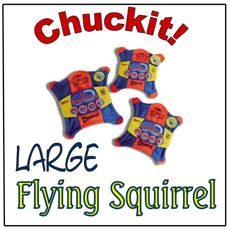 Chuckit Flying Squirrel-Large
