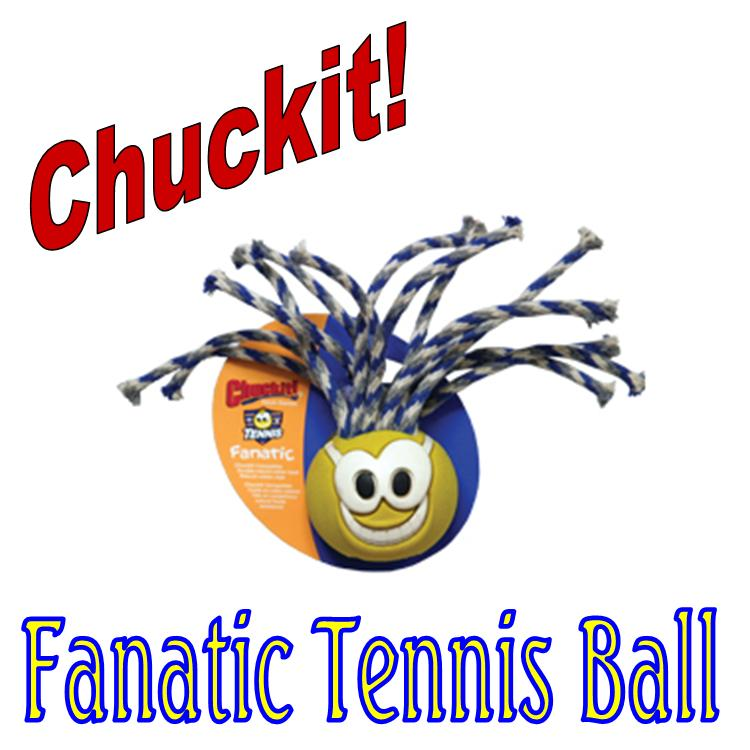 Chuckit Fanatic Tennis Ball