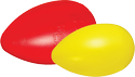 Jolly Pet Egg Plastic Dog Toy